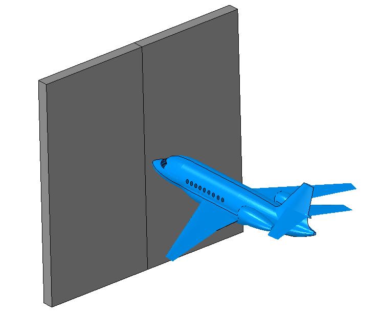 Exemple d'une simulation par EC Modélisation